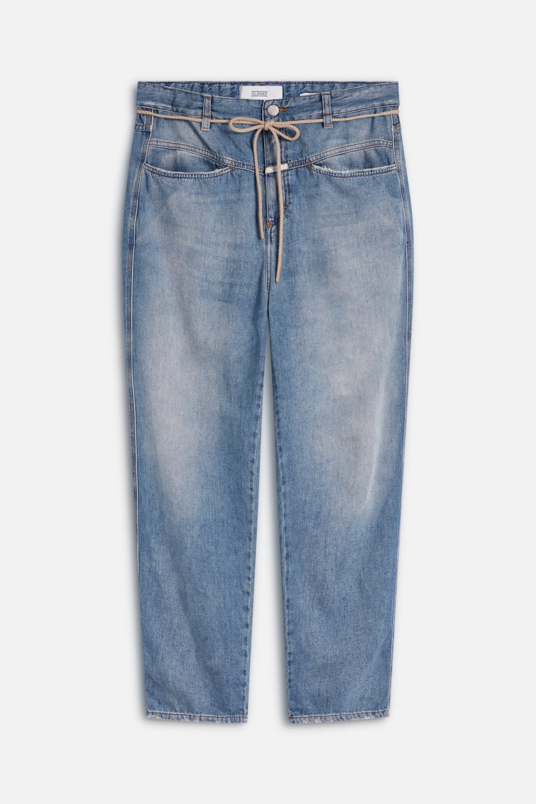 A better blue Anni, Jeans, Relaxed Fit, Close, Sommer 2021