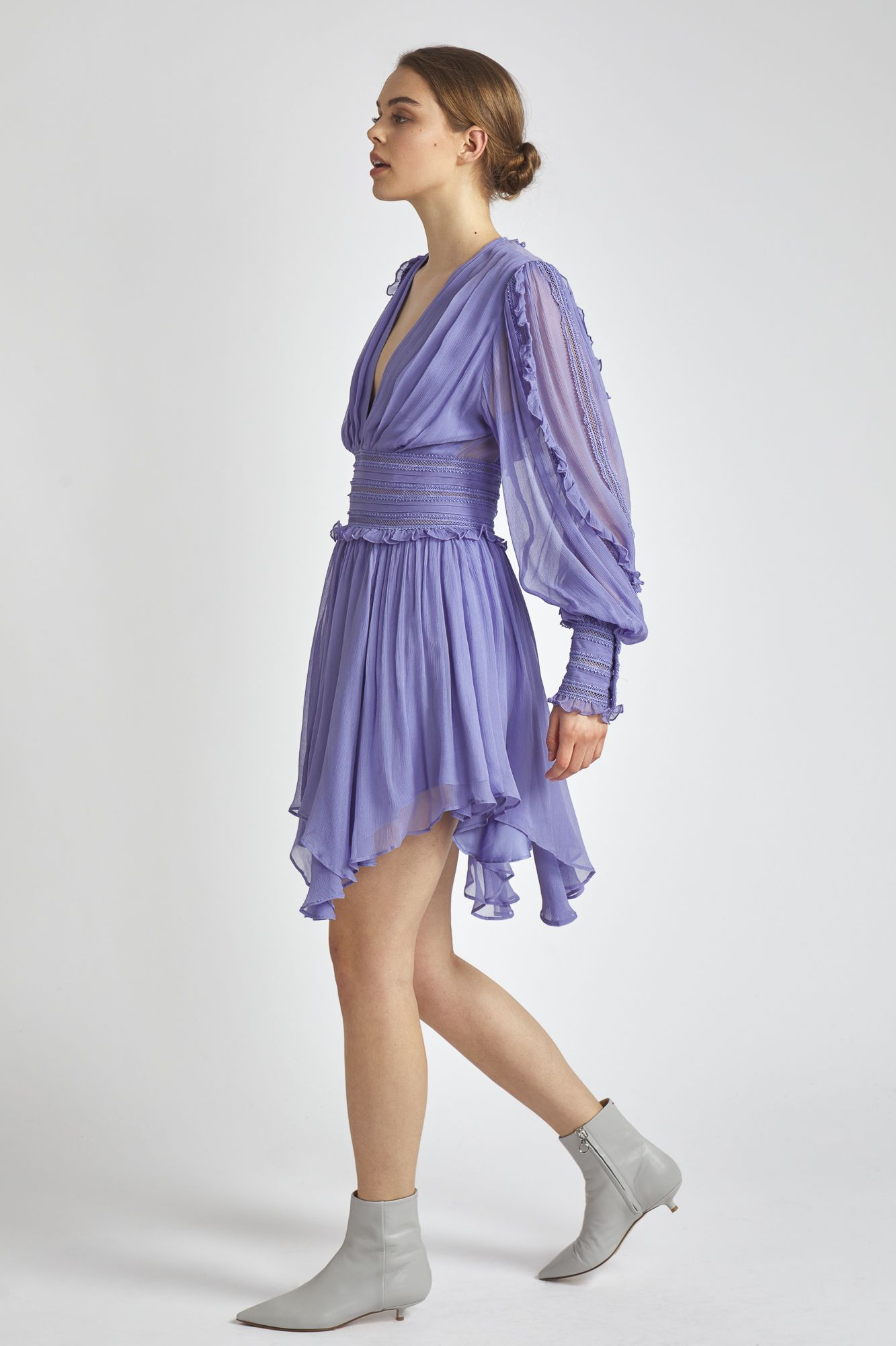 Eve dress, Magali Pascal, Boho Kleid, Summer 2021