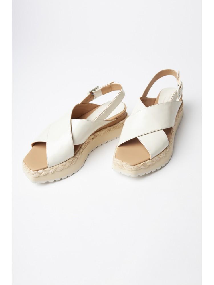 Paloma Barcelo, Sandale, Schuhe, Plateau