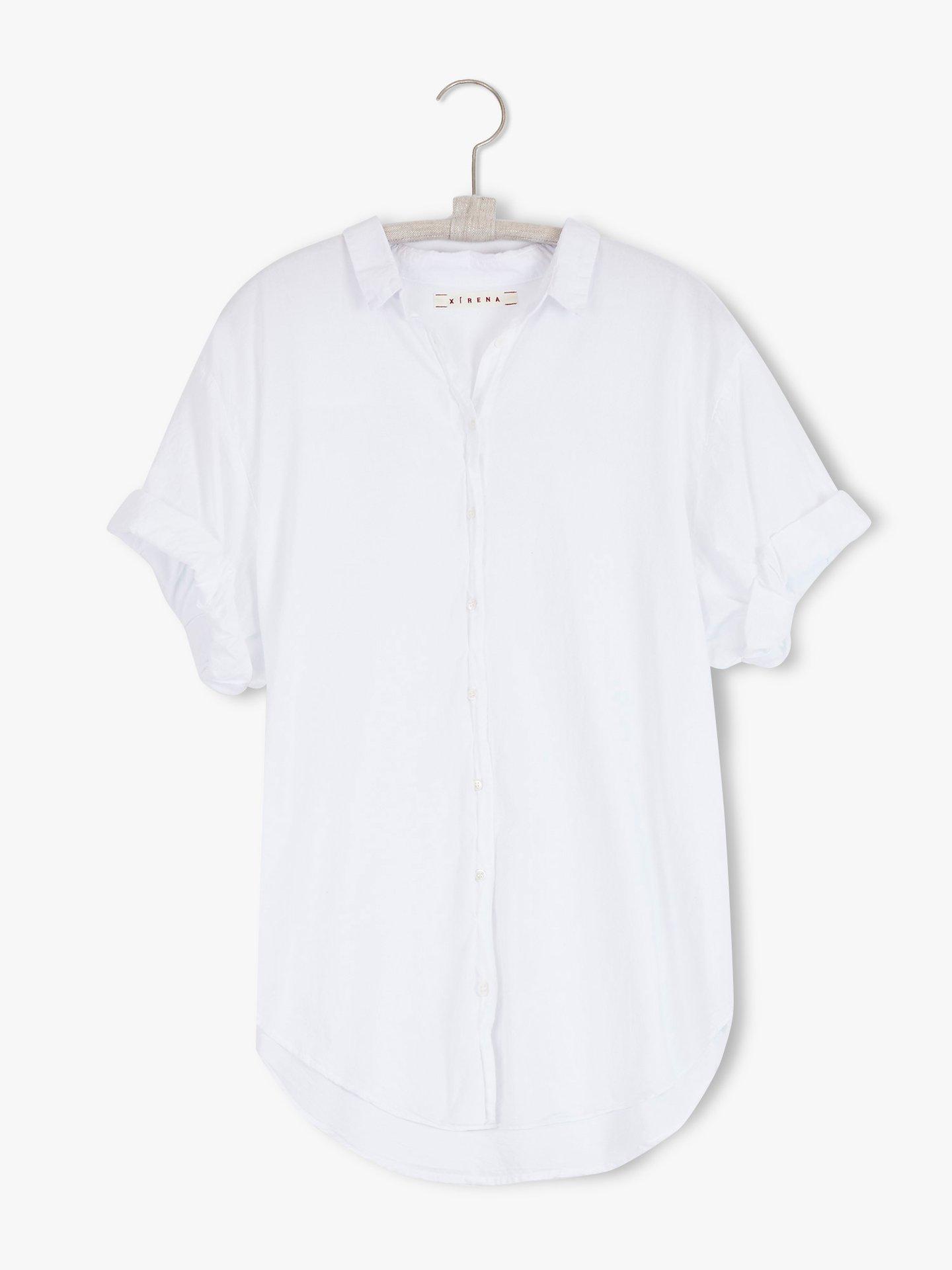 Channing, Bluse, Xirena, Boyfriendshirt