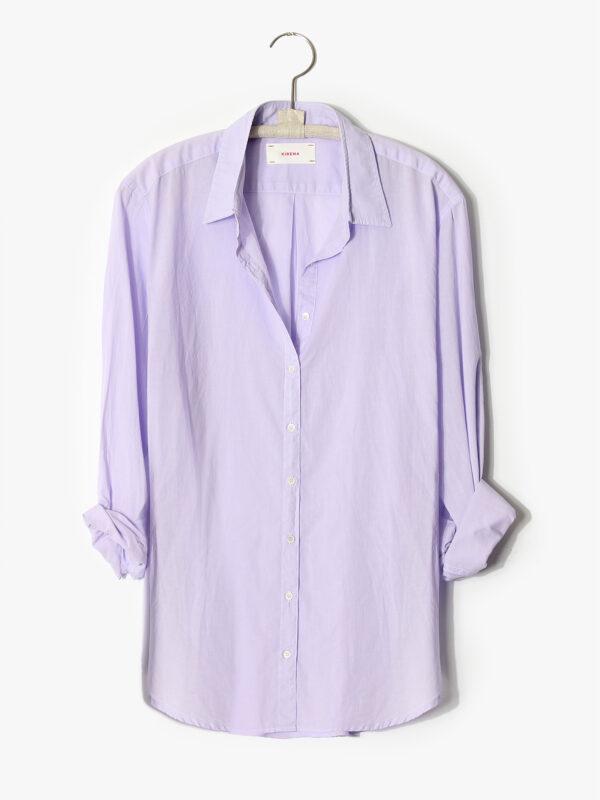 Beau Shirt, Xirena, Bluse, Boyfriendshirt