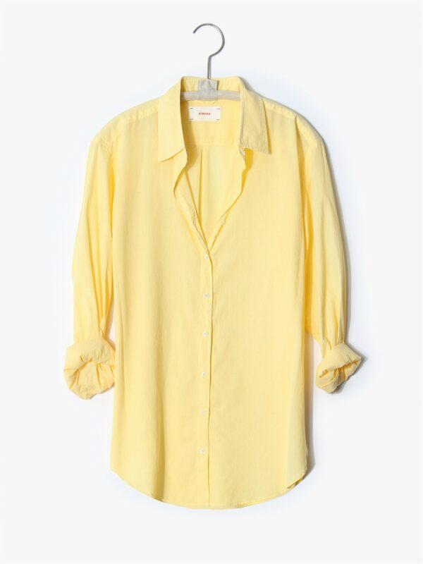 Bluse, Xirena, Beau, Oversized Shirt
