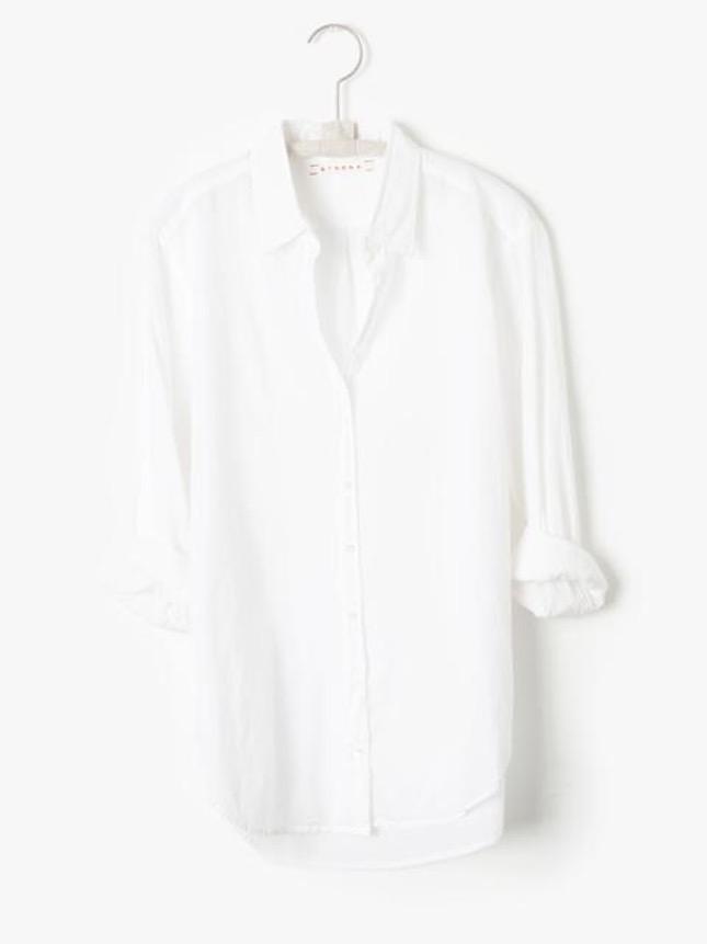 Xirena, Beau, Oversized Shirt, Boyfriendshirt