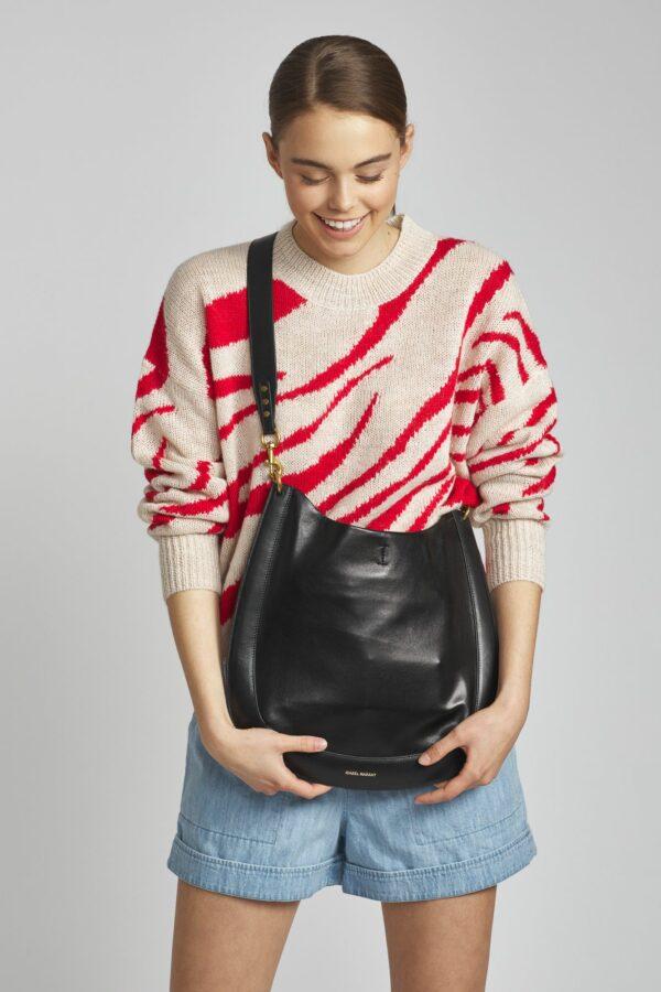 Bag, Moskau, Isabel Marant, Handtasche