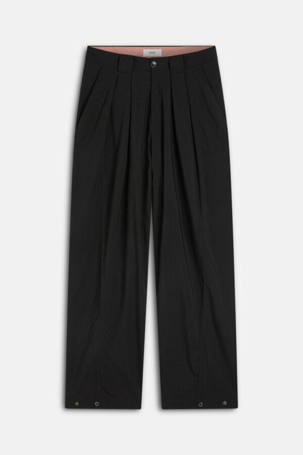 Hose, Wide Leg Pants, Closed, Ivo, Cool Wool