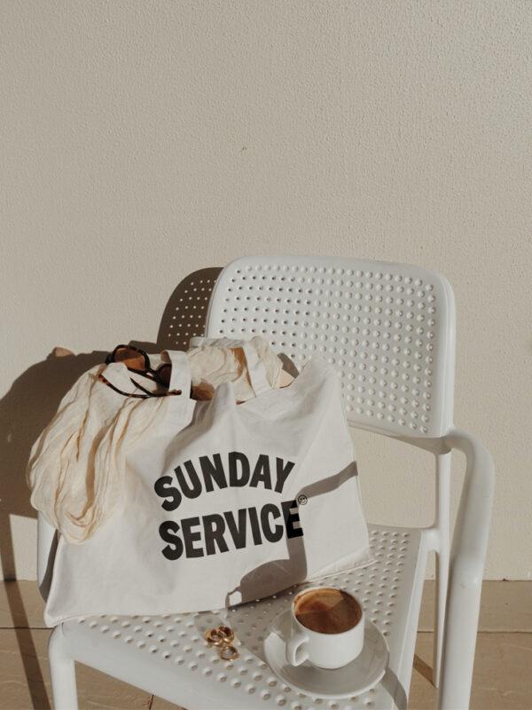 Shopper, Hey Soho, Sunday Service