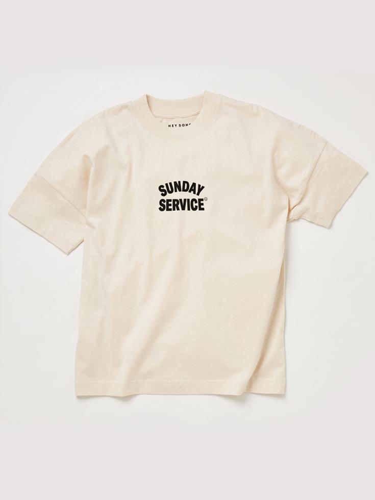 T-Shirt, Sunday Service, Hey Soho, Statement Shirt