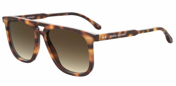 Isabel Marant Eyewear, Nima, Sonnenbrille, Aviator, Isabel Marant, Sunglasses