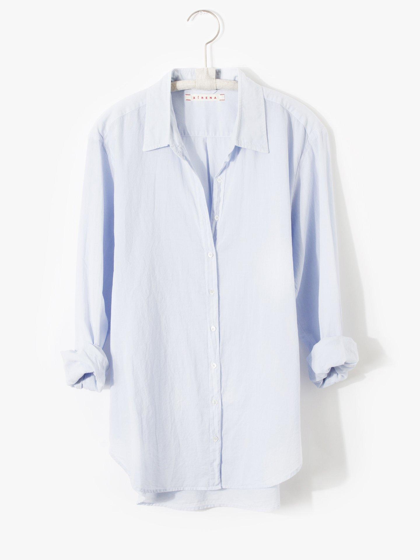 Xirena, Beau Shirt, Boyfriendshirt, Bluse