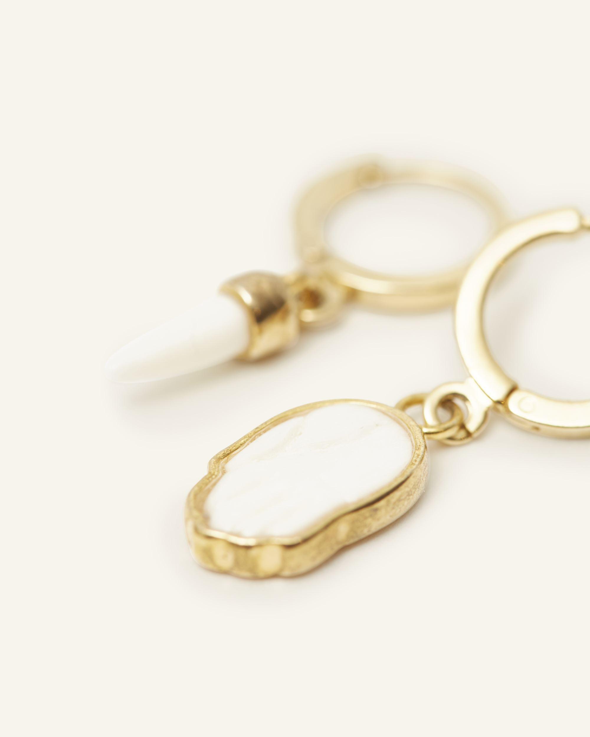 Isabel Marant, Jewellery, Earrings, Gold, Fine jewelry