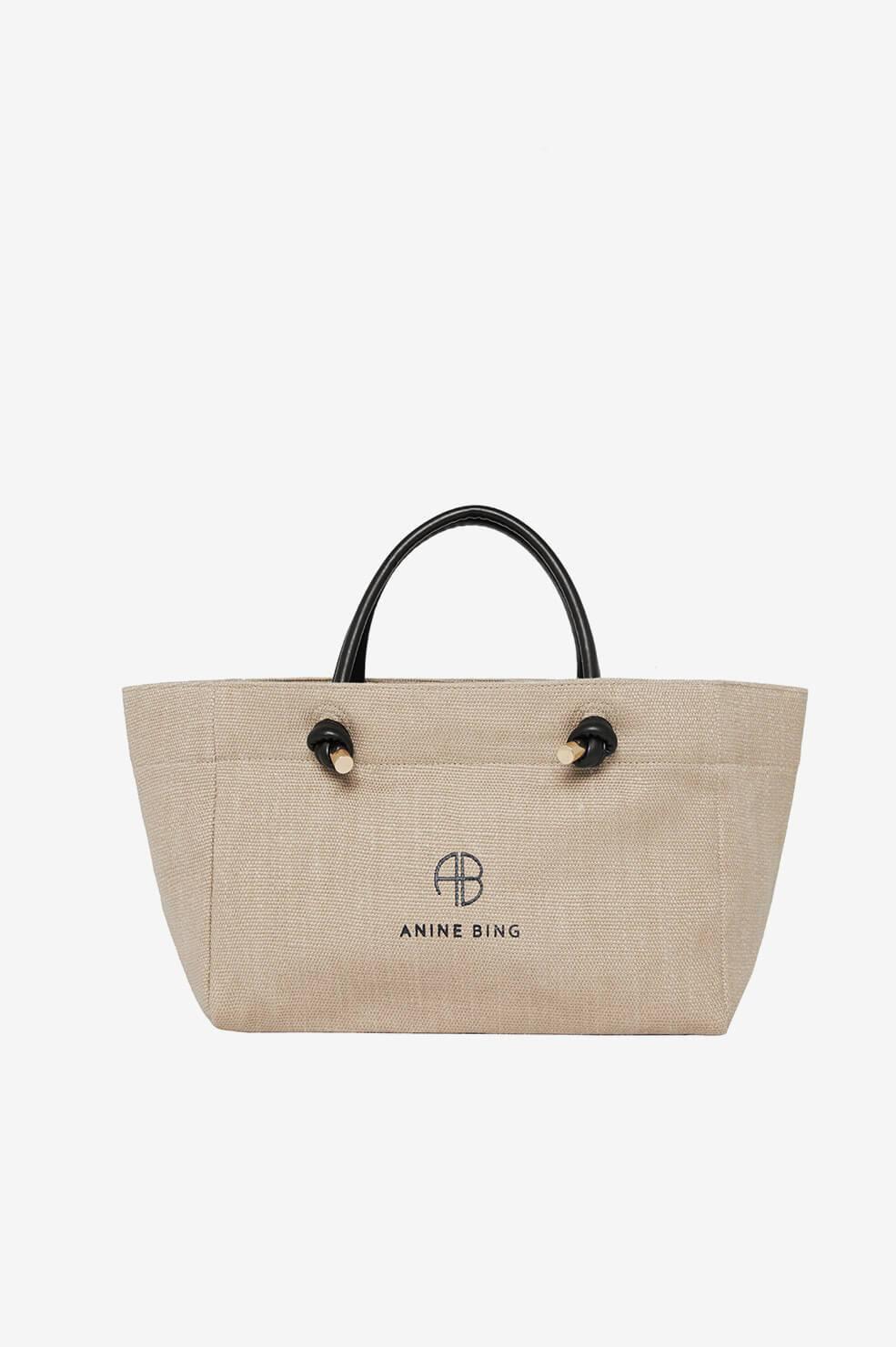Tasche, Tote, Tote bag, Anine Bing, Mini Saffron