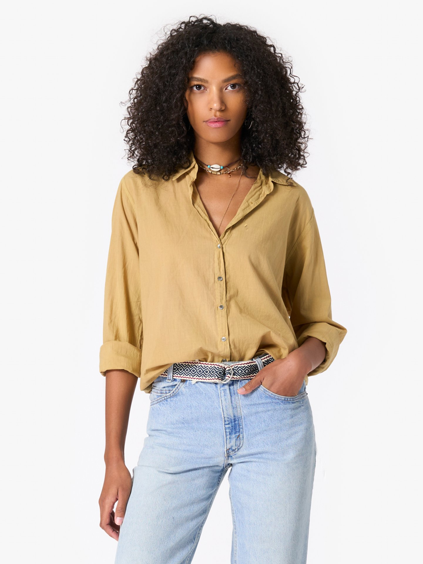 Xirena, Beau Shirt, Safari, Oversize Shirt