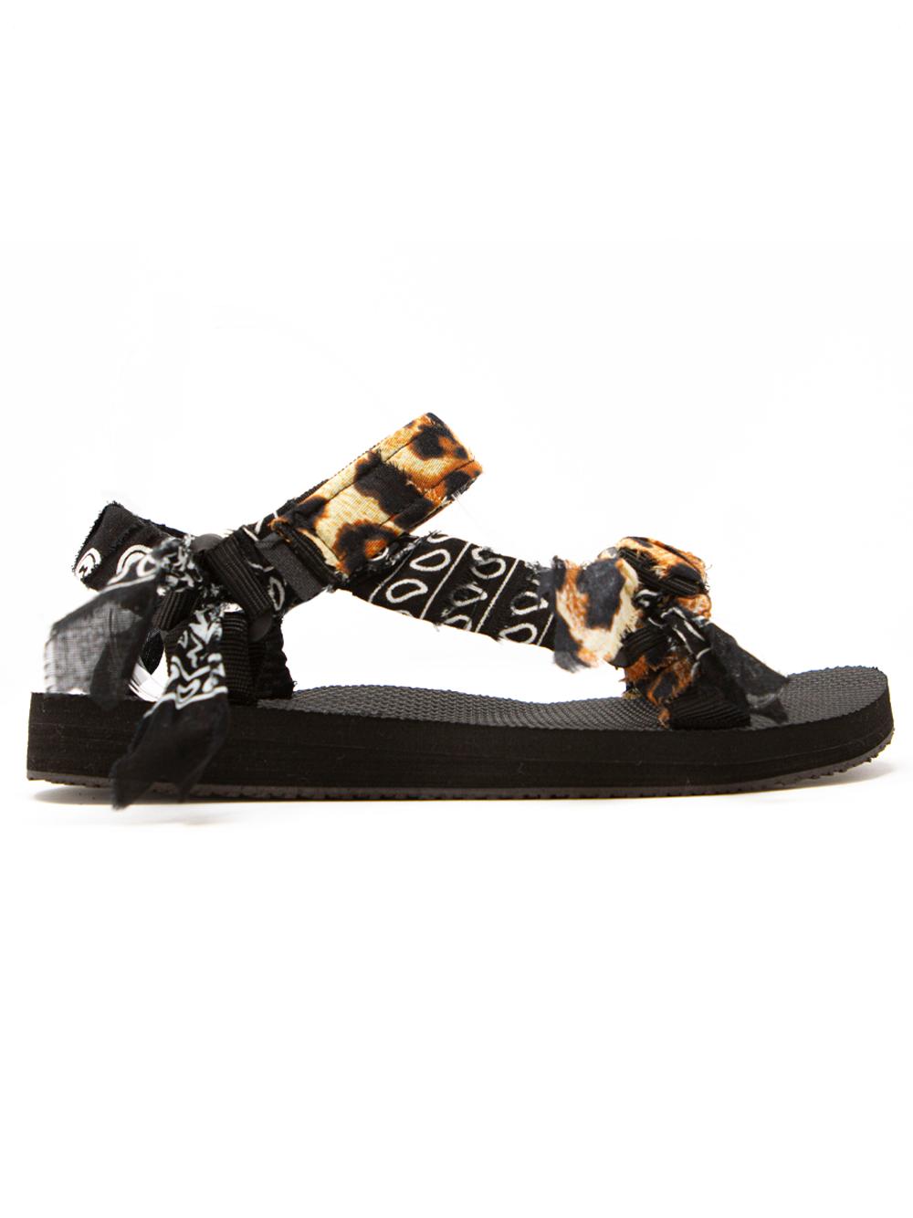 Arizona Love, Leopard Print, Sandals, Trecking Sandals