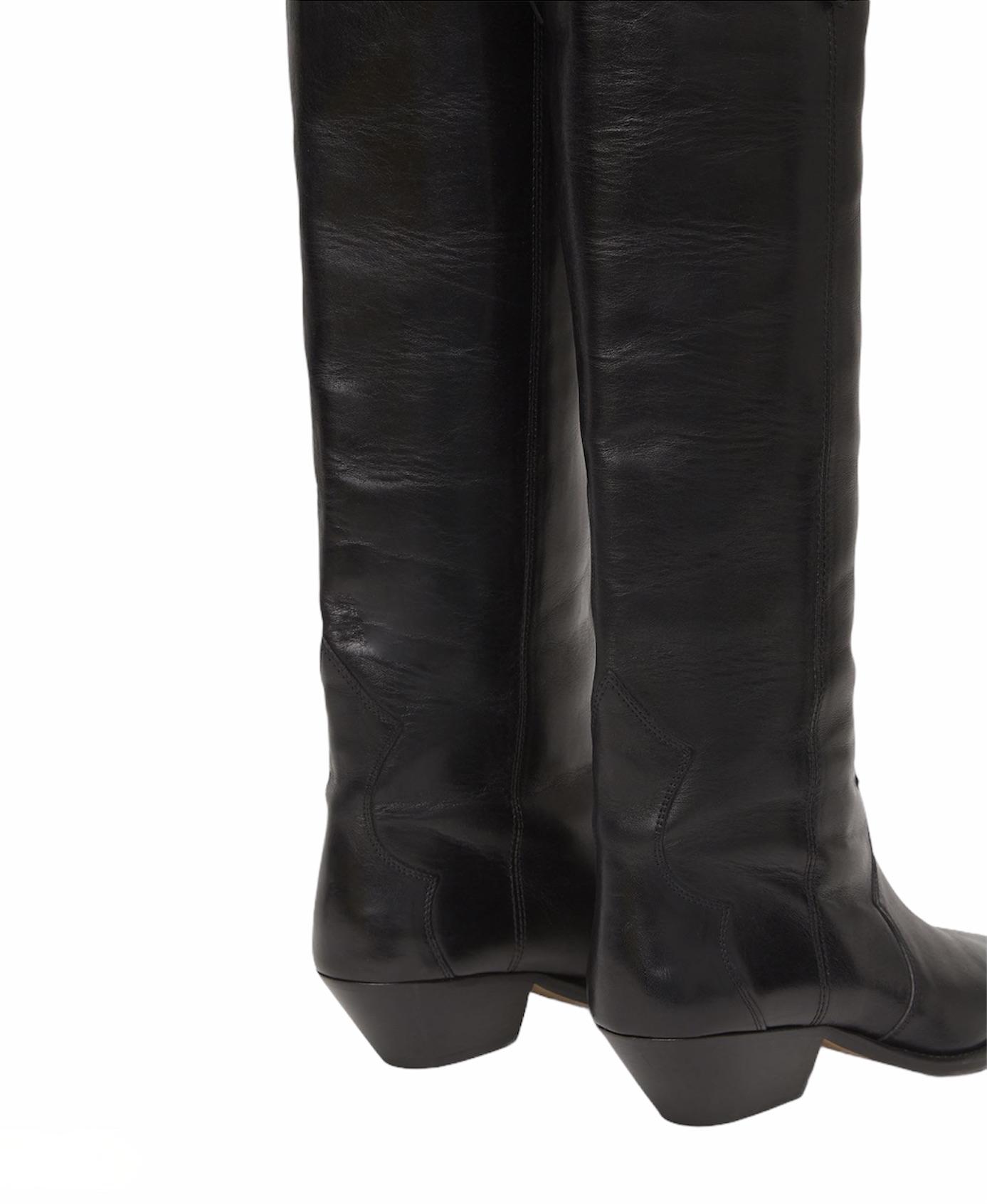 Denvee High, Boot, Isabel Marant