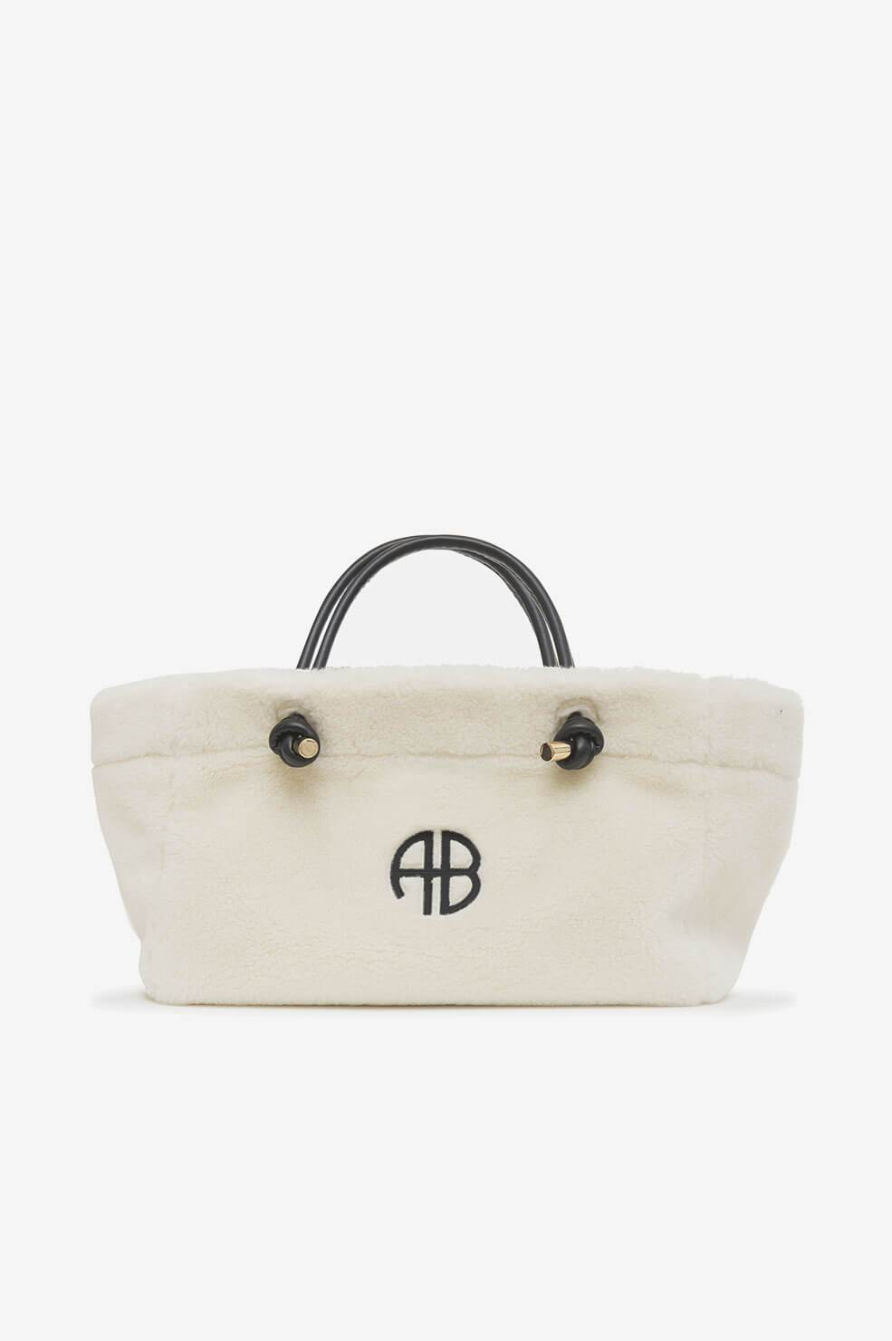 Tasche, Mini Saffron, ANINE BING, Tote Bag,