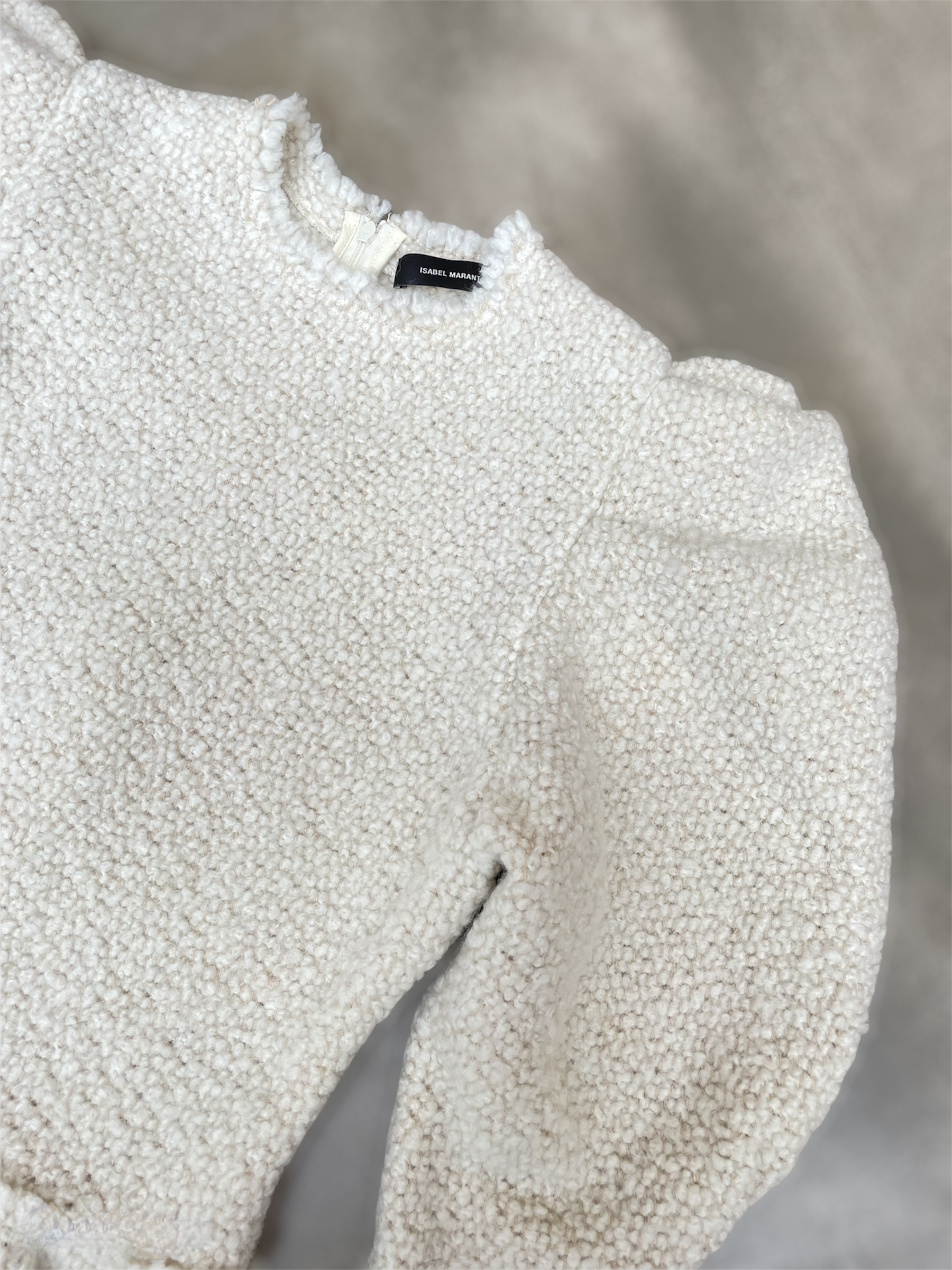 Pullover, Giamili, Isabel Marant, Runway Collection