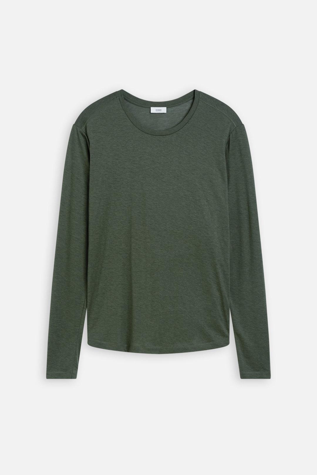 T-Shirt, Closed, Longsleeve