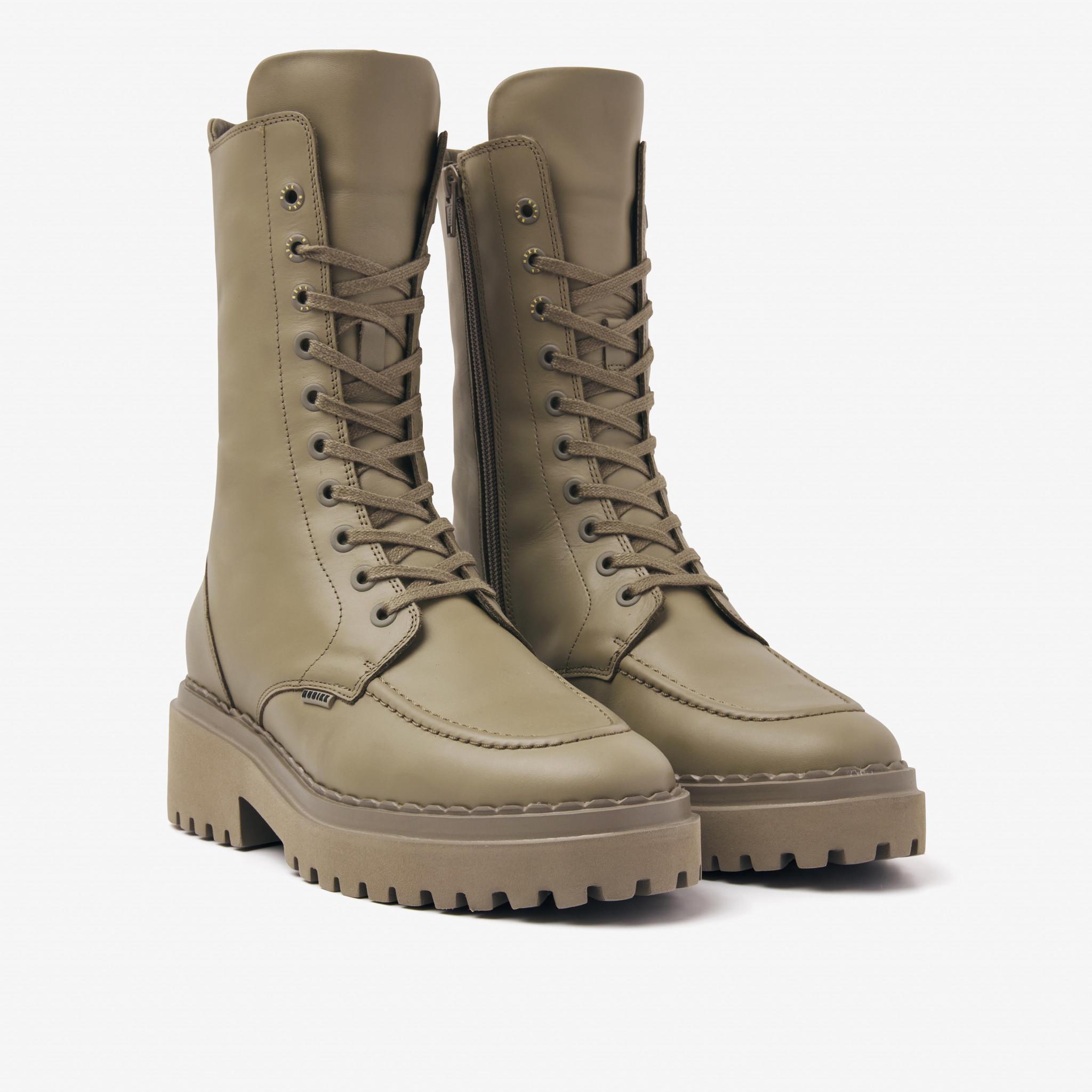 Combat Boots, Nubikk, Boots