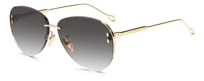 Sonnenbrille, Isabel Marant, Pilotensonnenbrille,