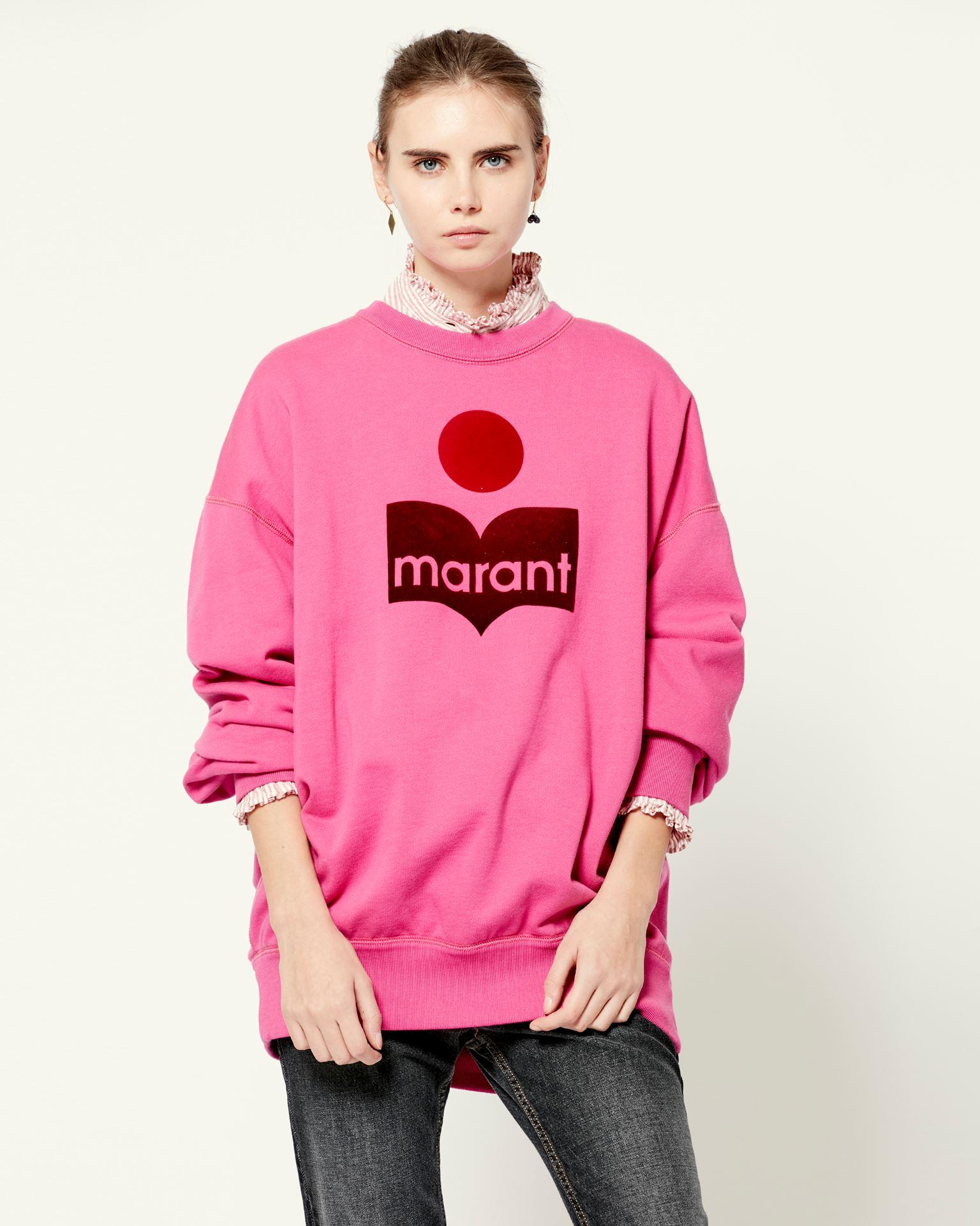 Sweatshirt, Mindy, Isabel Marant, Logo
