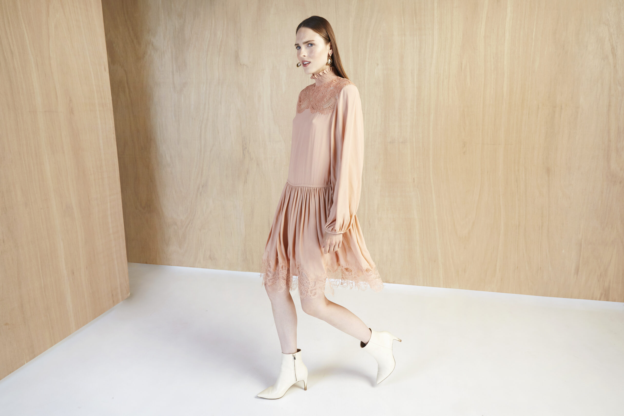 Kleid, Clemence, Magali Pascal. Lace Dress