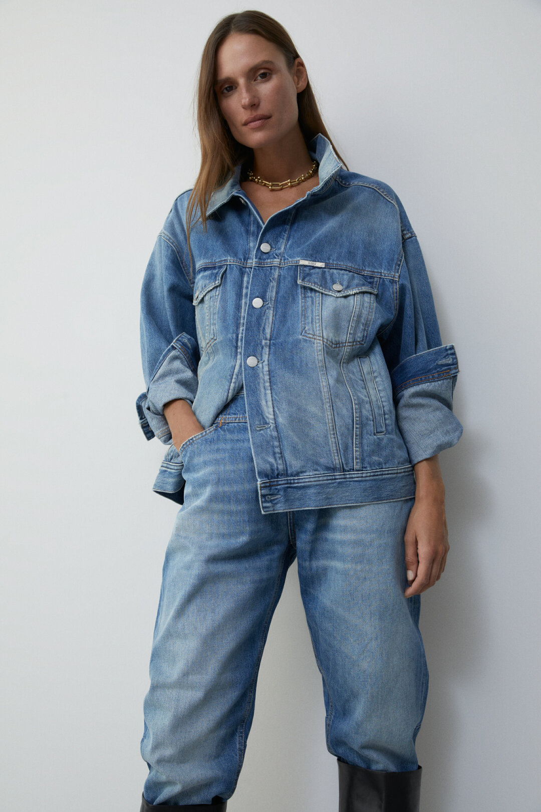 Jeans, x-lent, Closed, Boyfriend Fit