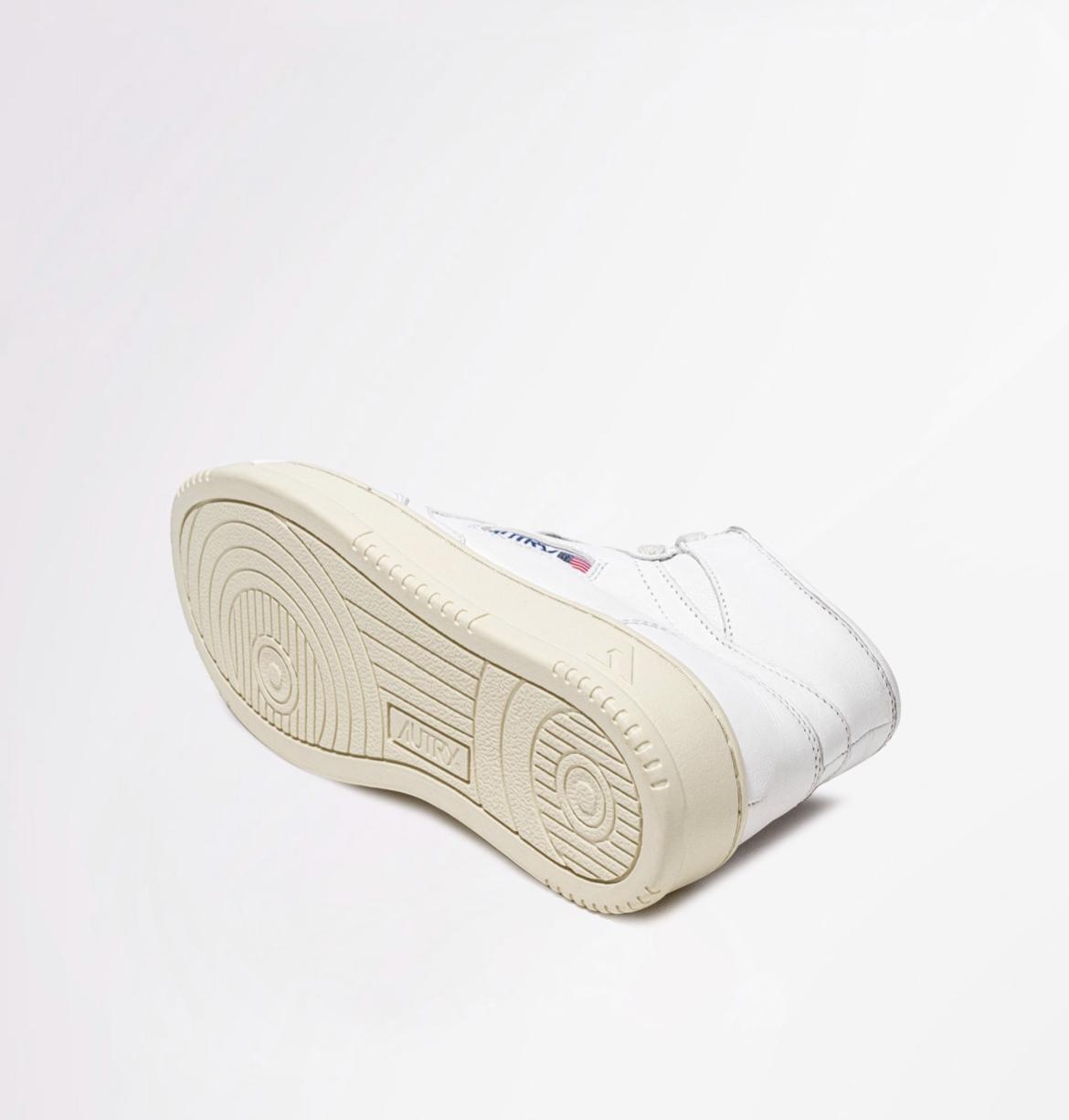 AUMW GG042, Medalist, High Top Sneaker, Autry