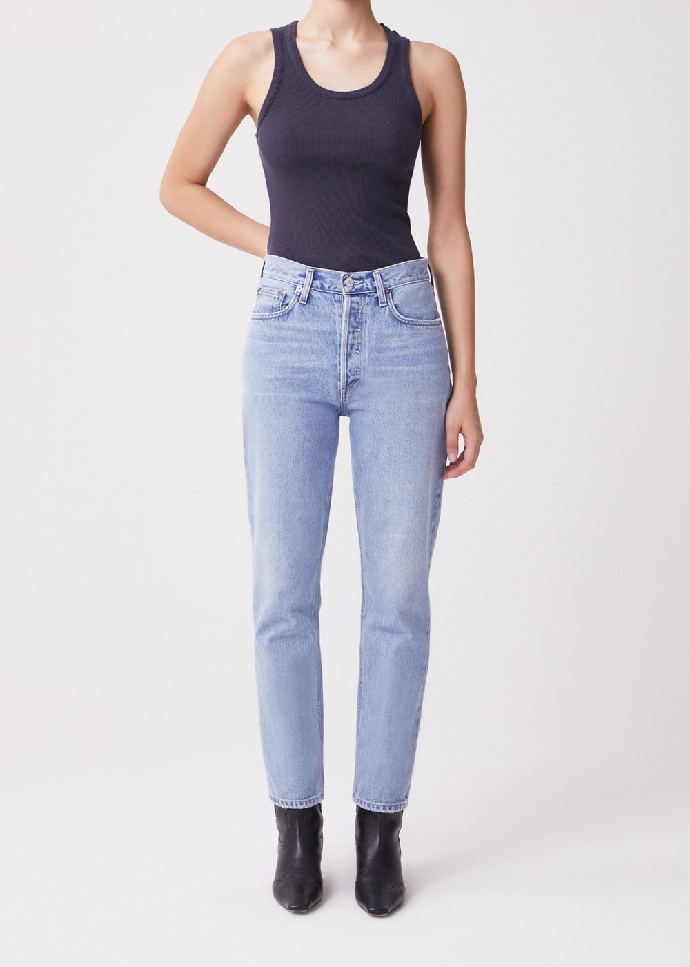 Jeans, Fen, Agolde, Relaxed Fit,