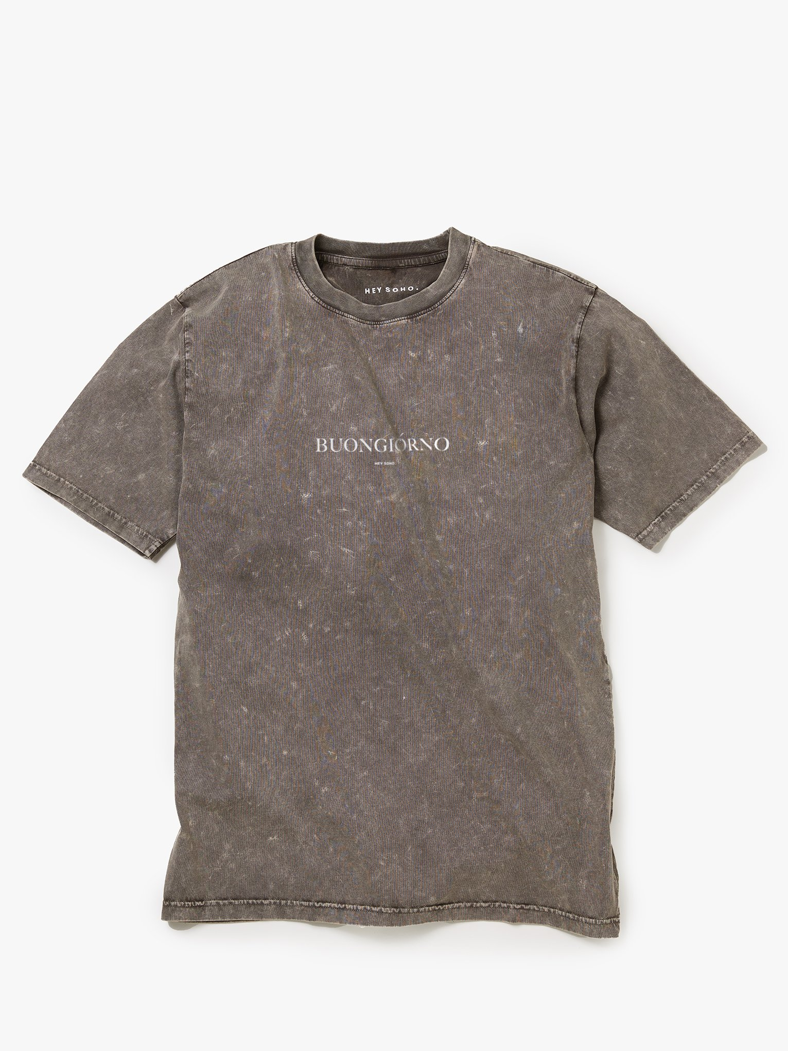 T-Shirt, Hey Soho, Buongiorno